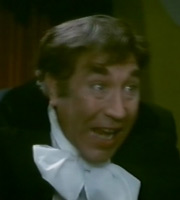 The House In Nightmare Park. Foster Twelvetrees (Frankie Howerd). Image credit: Associated London Films Limited.