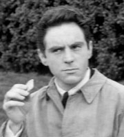 The Strange World Of Gurney Slade. Gurney Slade (Anthony Newley). Copyright: Associated Television.