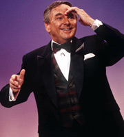 The Unforgettable.... Bob Monkhouse. Image credit: North One Television.