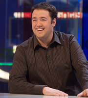 Tonightly. Jason Manford. Image credit: Objective Productions.