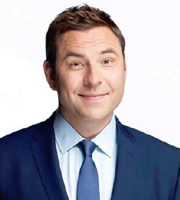 Wall Of Fame. David Walliams. Image credit: CPL Productions.