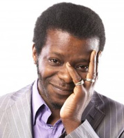 What Does The K Stand For?. Stephen K Amos.