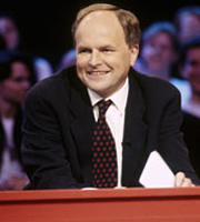 Whose Line Is It Anyway?. Clive Anderson. Image credit: Hat Trick Productions.
