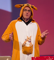 8 Out Of 10 Cats. Sean Lock. Copyright: Zeppotron.