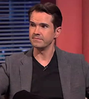 Alexander Armstrong's Big Ask. Jimmy Carr. Copyright: Black Dog Television / So Television.