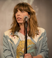 The Alternative Comedy Experience. Bridget Christie. Copyright: Comedy Central.