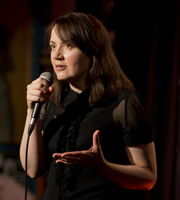 The Alternative Comedy Experience. Helen Keen. Copyright: Comedy Central.