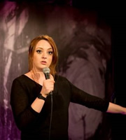 The Alternative Comedy Experience. Fern Brady. Copyright: Comedy Central.