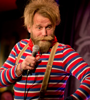 The Alternative Comedy Experience. Tony Law. Copyright: Comedy Central.