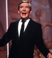 An Audience With.... Kenneth Williams. Image credit: London Weekend Television.