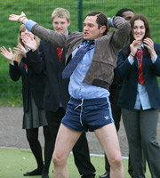 Bad Education. Fraser (Mathew Horne). Copyright: Tiger Aspect Productions.