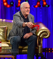 Alan Carr: Chatty Man. John Cleese. Copyright: Open Mike Productions.