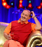 Alan Carr: Chatty Man. Brendan O'Carroll. Copyright: Open Mike Productions.