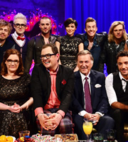 Alan Carr: Chatty Man. Image credit: Open Mike Productions.
