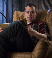 Crackanory. Kevin Eldon. Copyright: Tiger Aspect Productions.