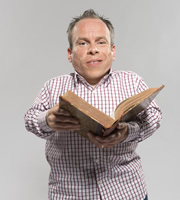 Crackanory. Warwick Davis. Copyright: Tiger Aspect Productions.