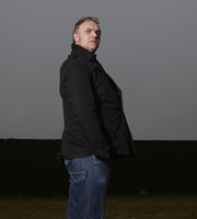 Dave's One Night Stand. Greg Davies. Copyright: Amigo Television / Phil McIntyre Entertainment.