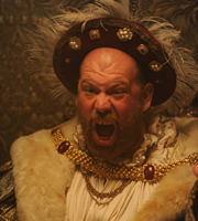 Drunk History. King Henry VIII (Tom Davis). Copyright: Tiger Aspect Productions.