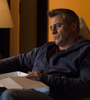 Episodes. Matt (Matt LeBlanc). Image credit: Hat Trick Productions.