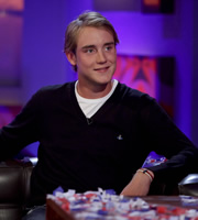 Friday Night With Jonathan Ross. Stuart Broad. Copyright: Hot Sauce.