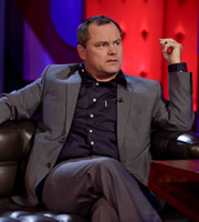 Friday Night With Jonathan Ross. Jack Dee. Copyright: Hot Sauce.