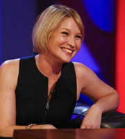Friday Night With Jonathan Ross. Joanna Page. Copyright: Hot Sauce.