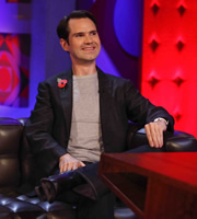 Friday Night With Jonathan Ross. Jimmy Carr. Copyright: Hot Sauce.