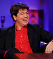 Friday Night With Jonathan Ross. Michael McIntyre. Copyright: Hot Sauce.