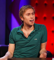 Friday Night With Jonathan Ross. Russell Howard. Copyright: Hot Sauce.