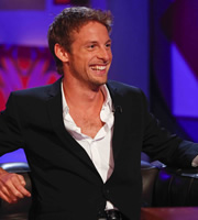 Friday Night With Jonathan Ross. Jenson Button. Copyright: Hot Sauce.
