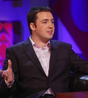 Friday Night With Jonathan Ross. Jason Manford. Copyright: Hot Sauce.