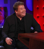 Friday Night With Jonathan Ross. James Corden. Copyright: Hot Sauce.