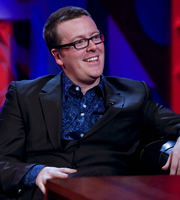 Friday Night With Jonathan Ross. Frankie Boyle. Copyright: Hot Sauce.