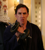 Gavin & Stacey. Bryn (Rob Brydon). Copyright: Baby Cow Productions.