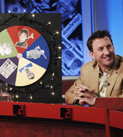 Have I Got News For You. Lee Mack. Copyright: BBC / Hat Trick Productions.