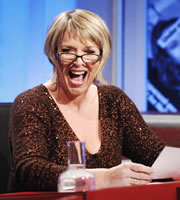 Have I Got News For You. Fern Britton. Copyright: BBC / Hat Trick Productions.