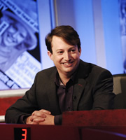 Have I Got News For You. David Mitchell. Copyright: BBC / Hat Trick Productions.