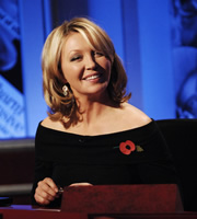 Have I Got News For You. Kirsty Young. Copyright: BBC / Hat Trick Productions.