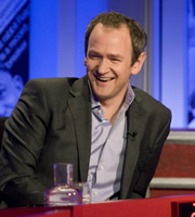 Have I Got News For You. Alexander Armstrong. Copyright: BBC / Hat Trick Productions.