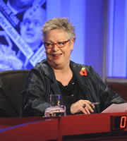 Have I Got News For You. Jo Brand. Copyright: BBC / Hat Trick Productions.