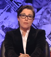 Have I Got News For You. Sue Perkins. Copyright: BBC / Hat Trick Productions.