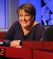Have I Got News For You. Kathy Burke. Copyright: BBC / Hat Trick Productions.