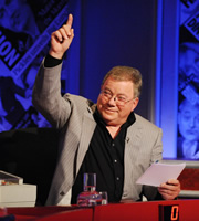 Have I Got News For You. William Shatner. Copyright: BBC / Hat Trick Productions.