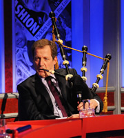 Have I Got News For You. Alastair Campbell. Copyright: BBC / Hat Trick Productions.