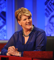 Have I Got News For You. Clare Balding. Copyright: BBC / Hat Trick Productions.