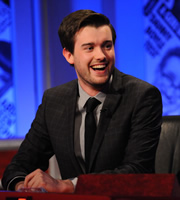 Have I Got News For You. Jack Whitehall. Copyright: BBC / Hat Trick Productions.