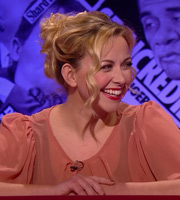 Have I Got News For You. Charlotte Church. Copyright: BBC / Hat Trick Productions.