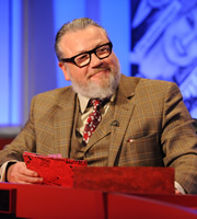 Have I Got News For You. Ray Winstone. Copyright: BBC / Hat Trick Productions.