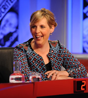 Have I Got News For You. Mel Giedroyc. Copyright: BBC / Hat Trick Productions.