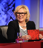 Have I Got News For You. Jennifer Saunders. Copyright: BBC / Hat Trick Productions.